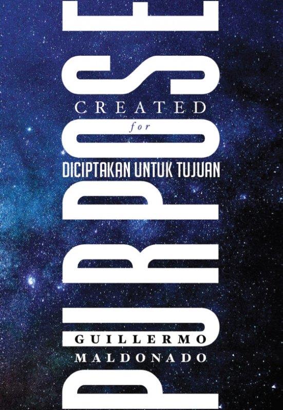 Cover Buku Diciptakan untuk Tujuan (Created for Purpose)