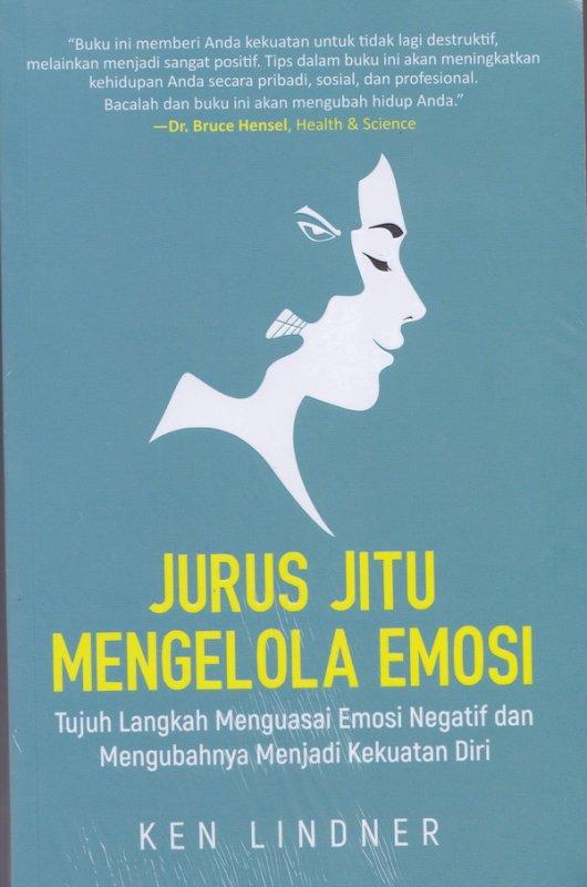 Cover Buku Jurus Jitu Mengelola Emosi