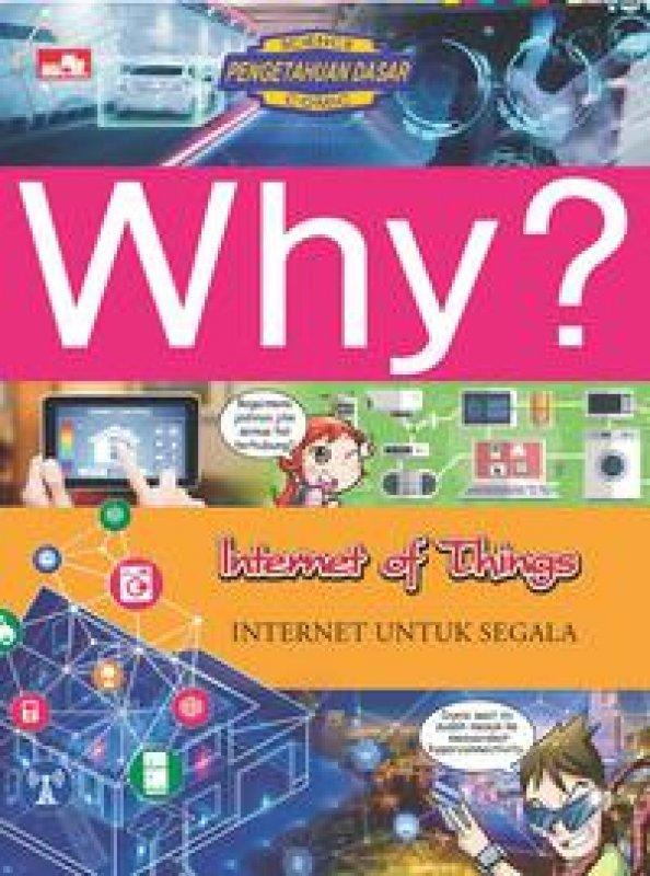 Cover Buku Why? Internet of Things-internet untuk segala