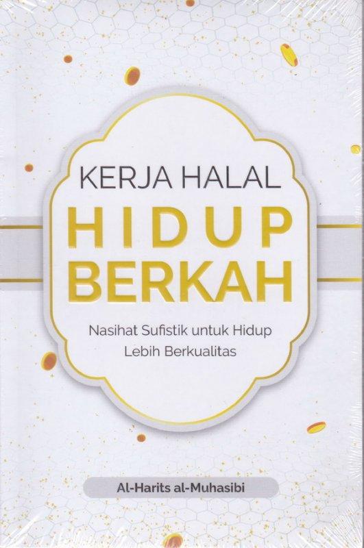 Cover Buku Kerja Halal Hidup Berkah