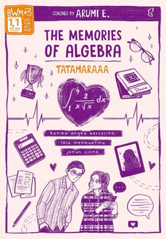 Cover Buku The Memories of Algebra