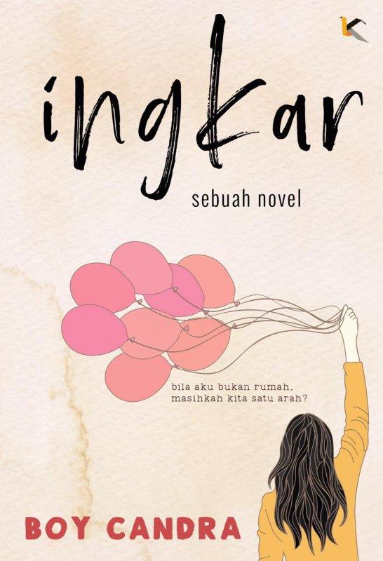 Cover Buku Ingkar