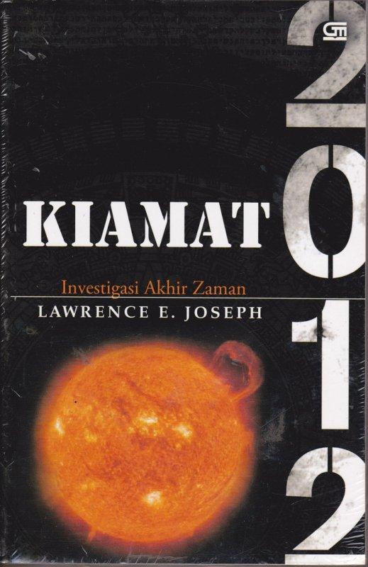 Cover Buku Kiamat 2012 : Investigasi Akhir Zaman (BukuMurah_GPU)