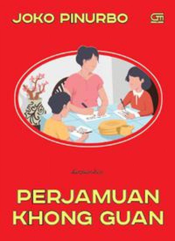 Cover Buku Perjamuan Khong Guan