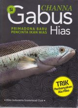 CHANNA :Si Gabus Hias (Promo Best Book)