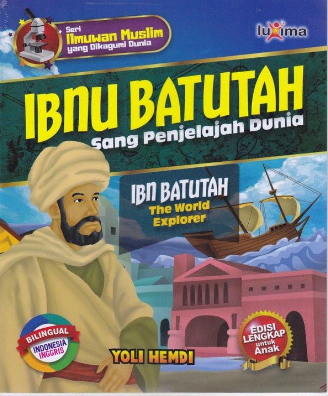 Cover Buku Ibnu Batutah