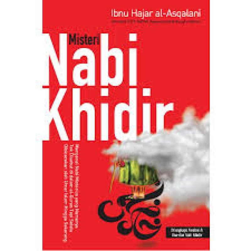 Cover Buku Misteri Nabi Khidir