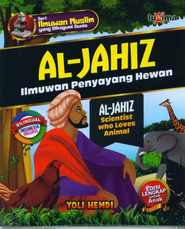 Cover Buku AL-JAHIZ: ilmuan penyayang hewan
