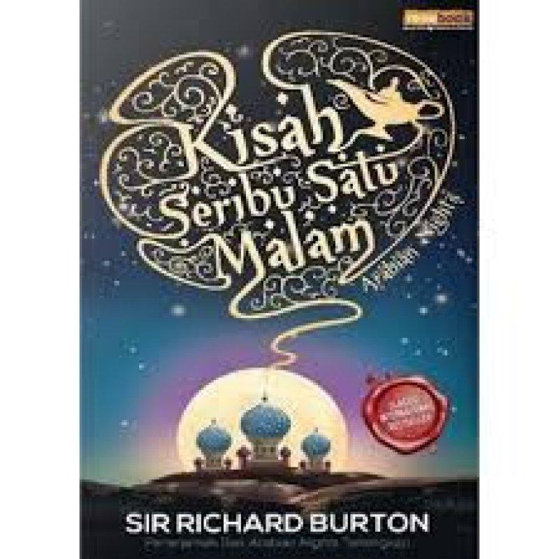 Cover Buku KISAH SERIBU SATU MALAM (Arabian Nights)
