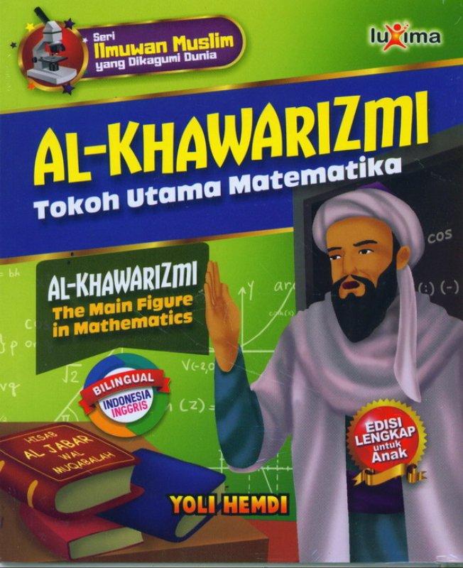 Cover Buku AL-KHAWARIZMI