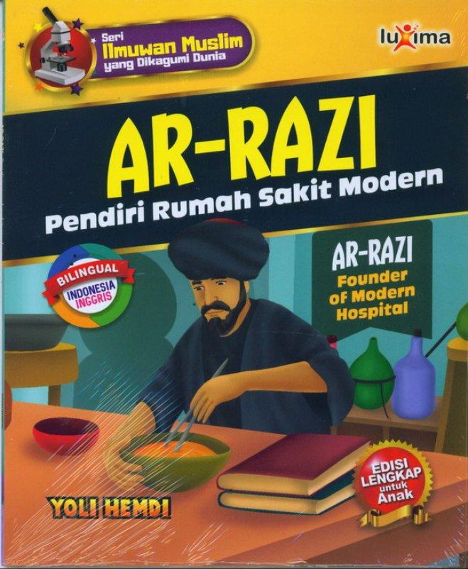 Cover Buku AR-RAZI