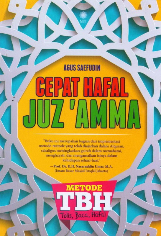 Cover Buku Cepat Hafal JUZ