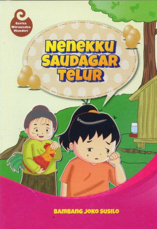 Cover Buku Neneku Saudagar Telur