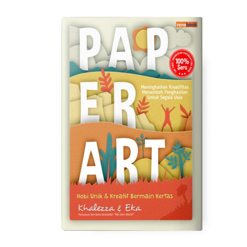 Cover Buku PAPER ART