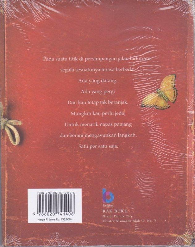Cover Belakang Buku SEBELUM TITIK