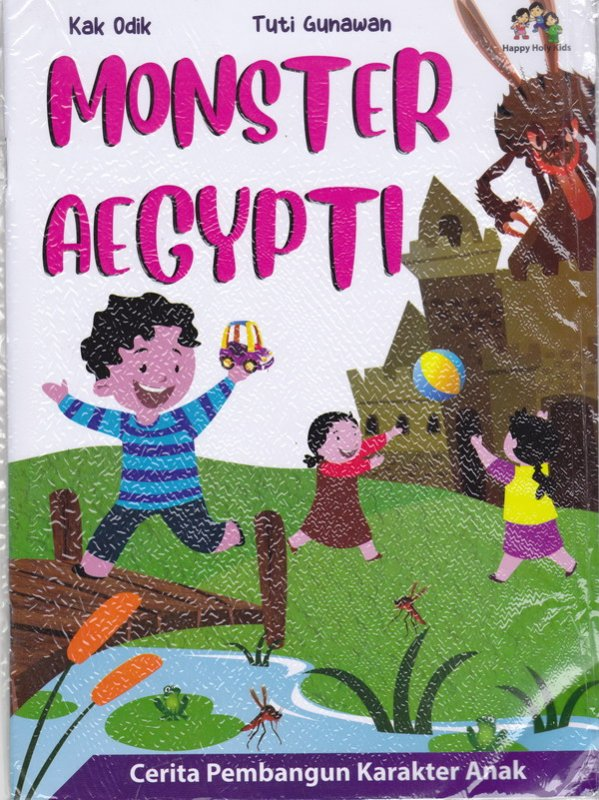 Cover Monster Aegypti