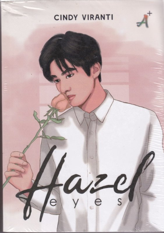 Cover Buku Hazzel Eyes