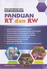 Buku Referensi Desa Dan Kelurahan Panduan RT Dan RW