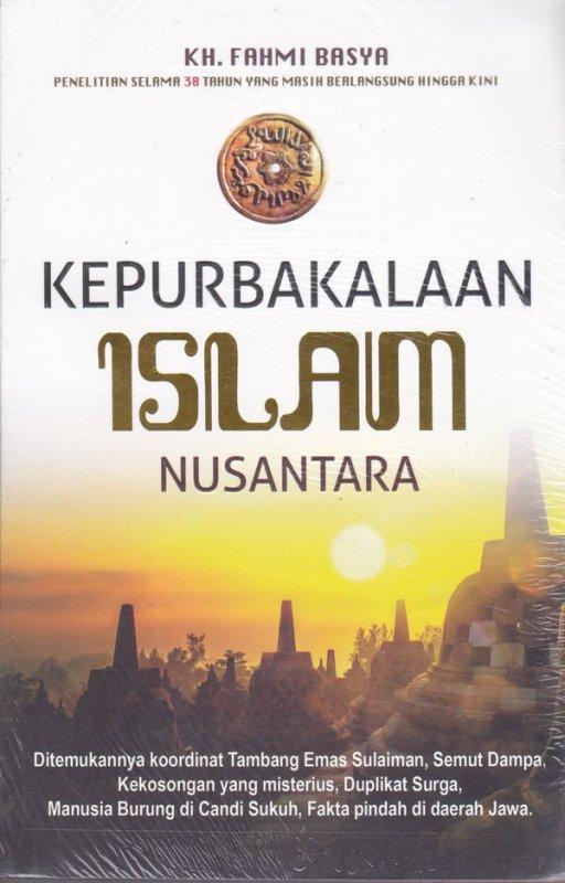 Cover Buku Kepurbakalan Islam Nusantara