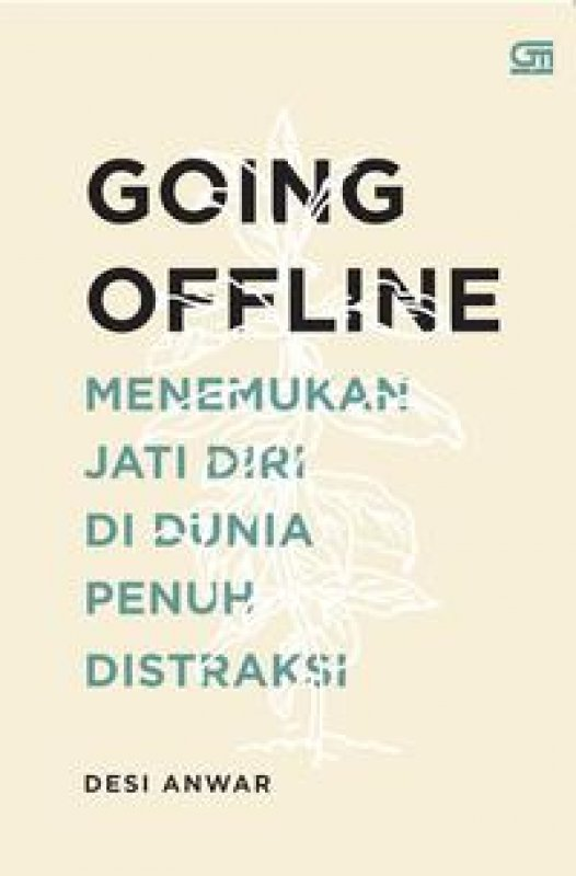 Cover Buku Going Offline
