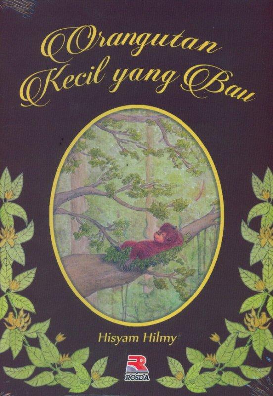 Cover Buku Orang Utan Kecil Yang Bau