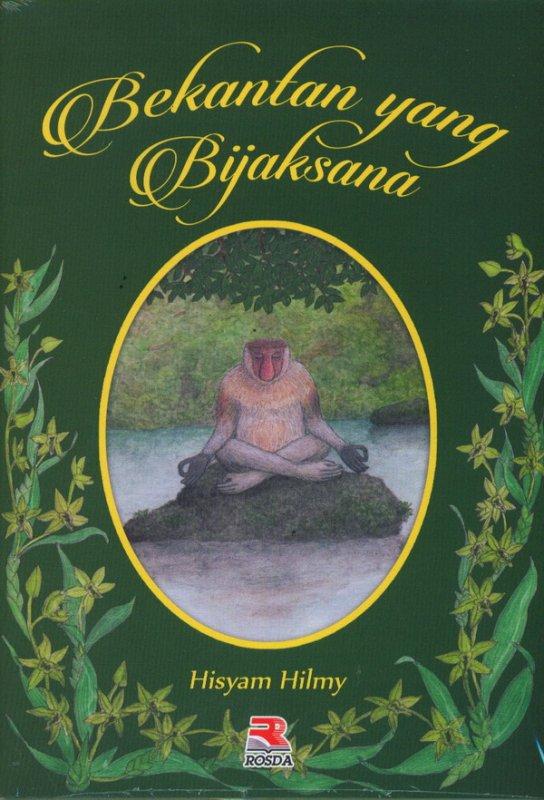 Cover Buku Bekantan Yang Bijaksana