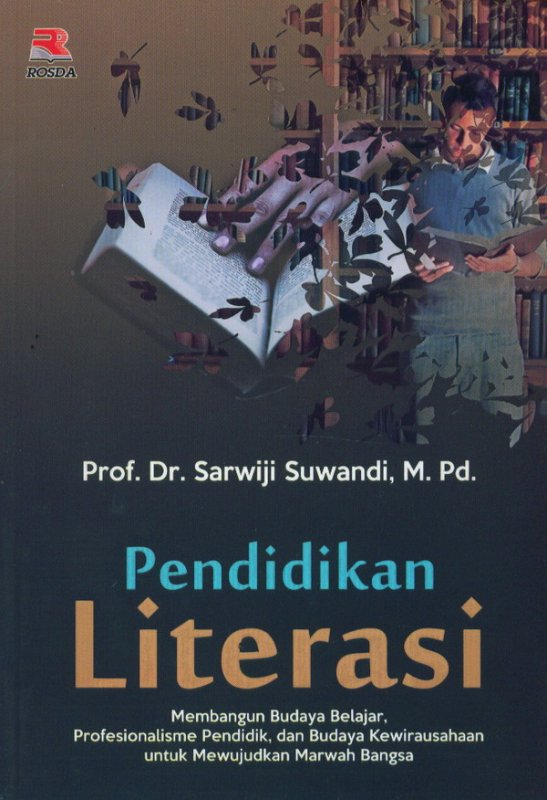 Cover Buku PENDIDIKAN LITERASI
