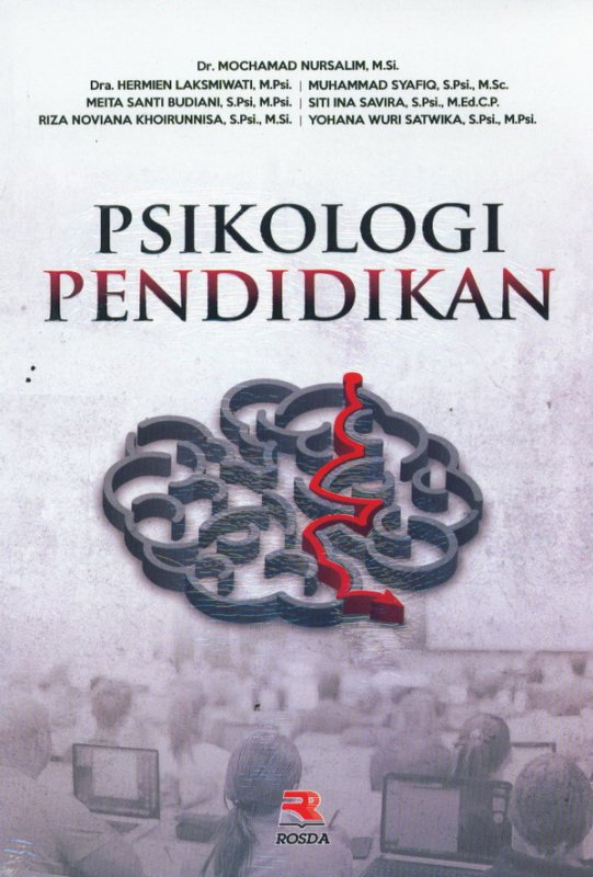Cover Buku PSIKOLOGI PENDIDIKAN