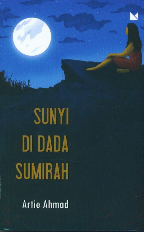 Cover Buku Sunyi Di Dada Sumirah (New Cover 2020)