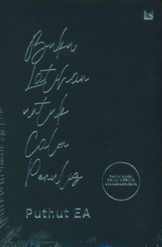 Cover Buku Buku Latihan Untuk Calon Penulis