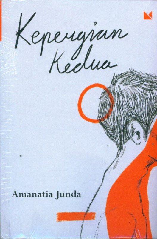 Cover Buku Kepergian Kedua