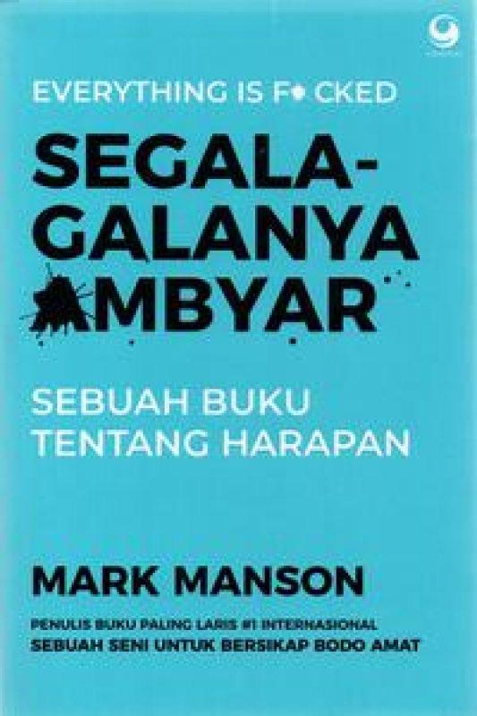 Cover Buku Segala-galanya Ambyar