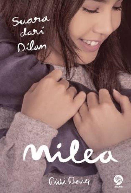 Cover Buku Milea Suara Dari Dilan (Cover Film)