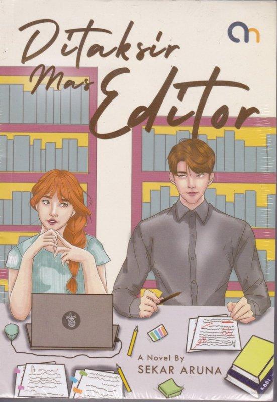 Cover Buku Ditaksir Mas Editor
