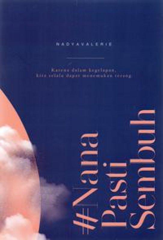 Cover Buku #Nanapastisembuh