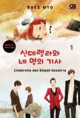 Cinderella dan Empat Kesatria#1 (Cinderella and Four Knights#1)