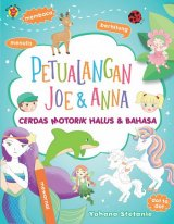 Petualangan Joe & Anna: Cerdas Motorik Halus dan Bahasa