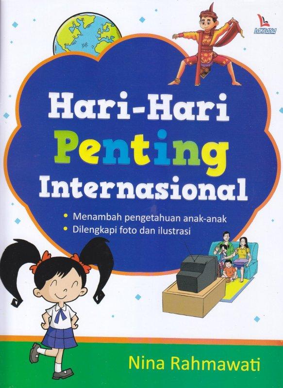 Cover Buku Hari-Hari Penting Nasional