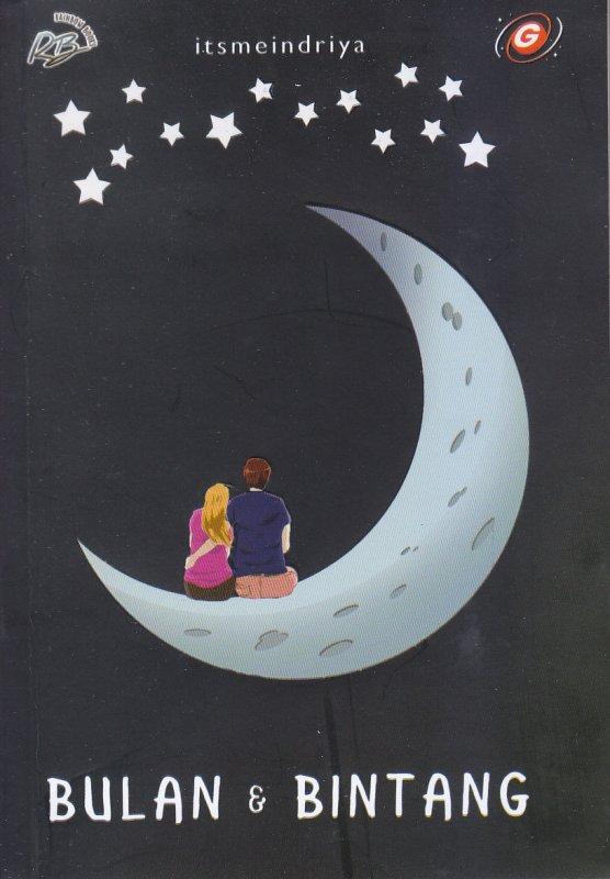 Cover Buku Bulan & Bintang