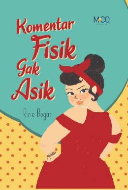 Cover Buku Komentar Fisik Gak Asik