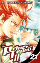 The Prince of Tennis II Vol. 21