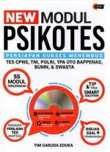 New Modul Psikotes (Plus Cd) (Promo Best Book)