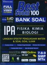 Best Score 100 Bank Soal Ipa, Fisika, Kimia, Biologi.