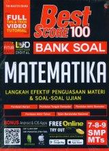 Best Score 100 Bank Soal Matematika SMP / MTS 7-8-9
