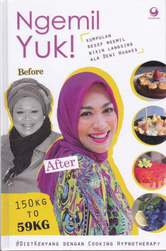 Cover Buku Ngemil Yuk!