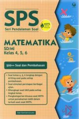 Detail Buku Seri Pendalaman Soal Ulangan Matematika 4,5,6 Sd/Mi