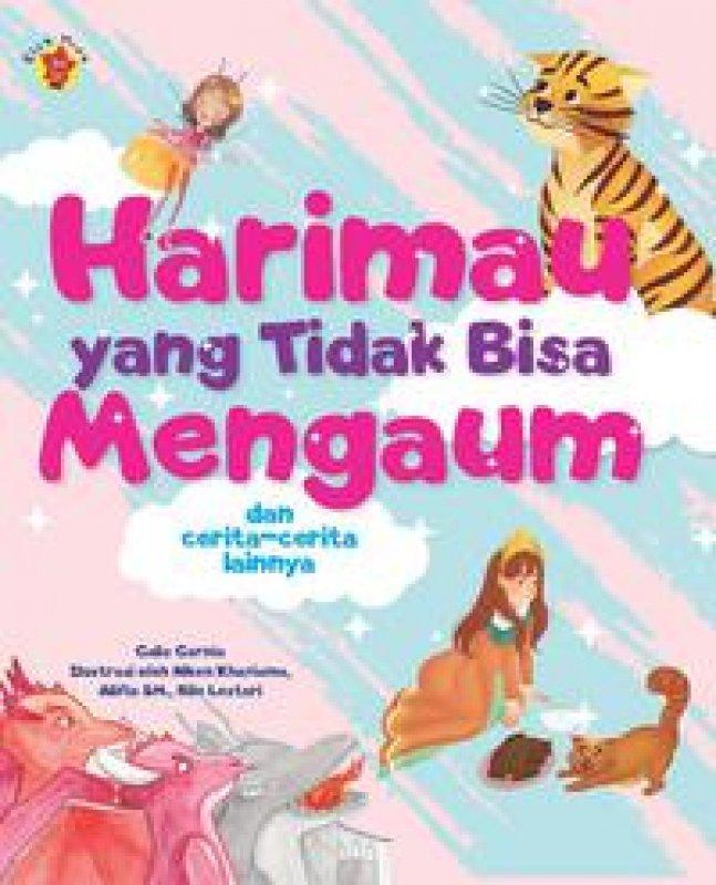 Cover Buku Harimau Yang Tidak Bisa Mengaum