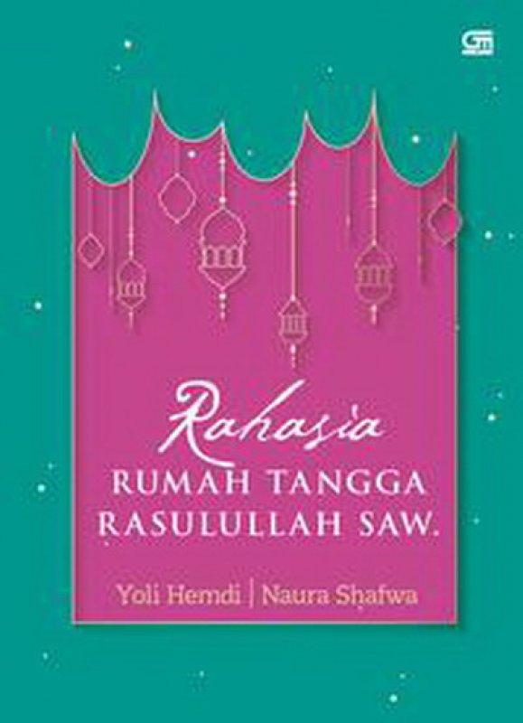 Cover Buku Rahasia Rumah Tangga Rasulullah