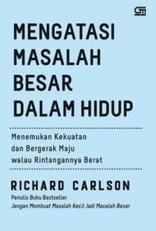 Cover Buku Mengatasi Masalah Besar dalam Hidup