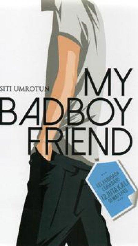 Cover Buku My Badboy Friend